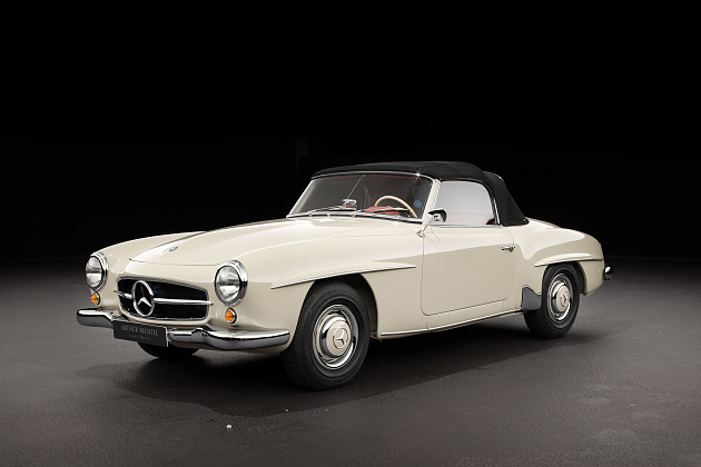 Mercedes Benz 190 SL Roadster