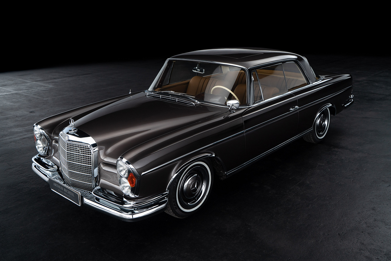Mercedes Benz 300 SE Coupé