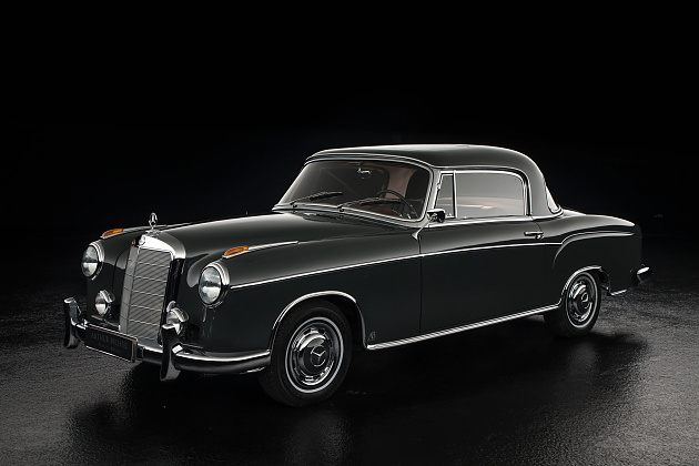 Mercedes Benz 220 SE Ponton Coupé