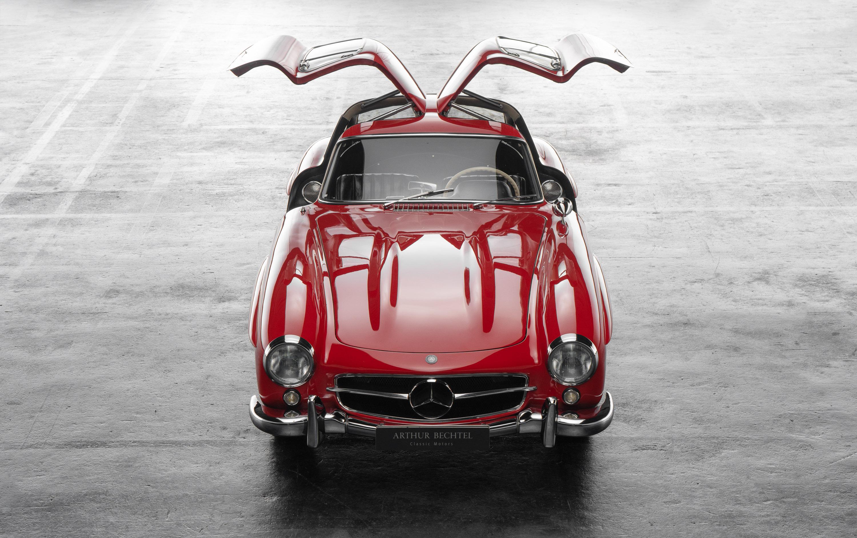 Arthur Bechtel Classic Motors Mercedes-Benz 300 SL Gullwing